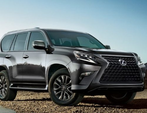 2021 Lexus GX 460 Spy Shots, New Engine