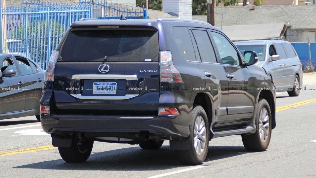 2021-Lexus-GX-460-Release Date and Price