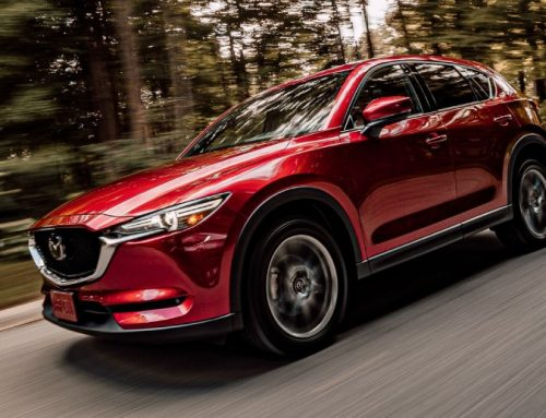 2021 Mazda CX-5 Interior Updates, and Equipment