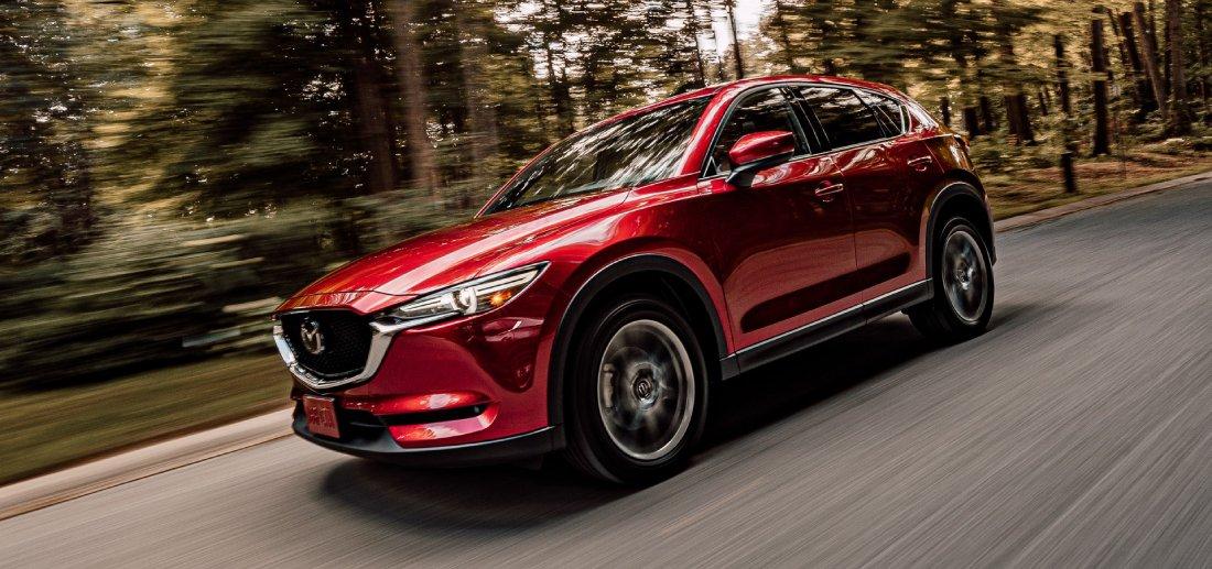 2021 Mazda CX-5 Engine Options
