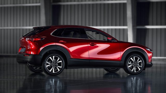2021 Mazda CX-5 Exterior Design