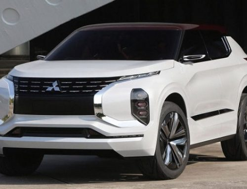 2021 Mitsubishi Outlander Redesign: What We Know So Far