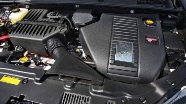 2021 Toyota Highlander Hybrid Powertrain