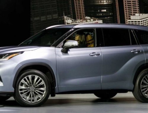 2021 Toyota Highlander Spy Shots, Hybrid Powertrain