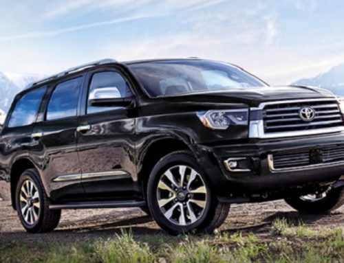 2021 Toyota Sequoia Gets Exterior Redesign