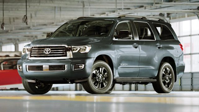 2021 toyota sequoia gets exterior redesign  suvs reviews