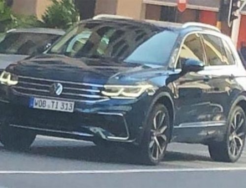 2021 VW Tiguan R Is On The Way!