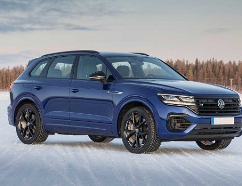2021 VW Touareg R Plug-In Hybrid Specs and Features