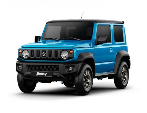 2021 Suzuki Jimny Canceled In Europe, New Body Style Is Coming