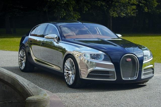 2022 Bugatti SUV