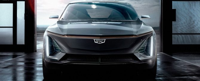 2022 Cadillac Lyriq featured