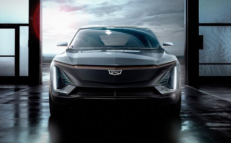 2022 Cadillac Lyriq featured