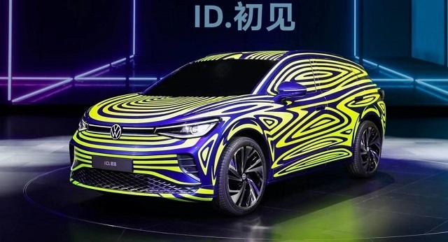 2022 VW ID.4 China