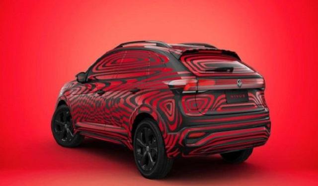 2022 VW Nivus teaser