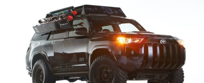 2023 Toyota 4Runner featured