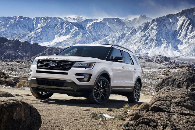 2021 Ford Explorer XLT Sport Appearance Package