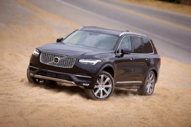 top 10 best luxury SUVs for 2021 - XC90