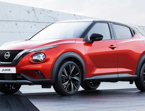 2022 Nissan Juke Could Get New Powertrain Options