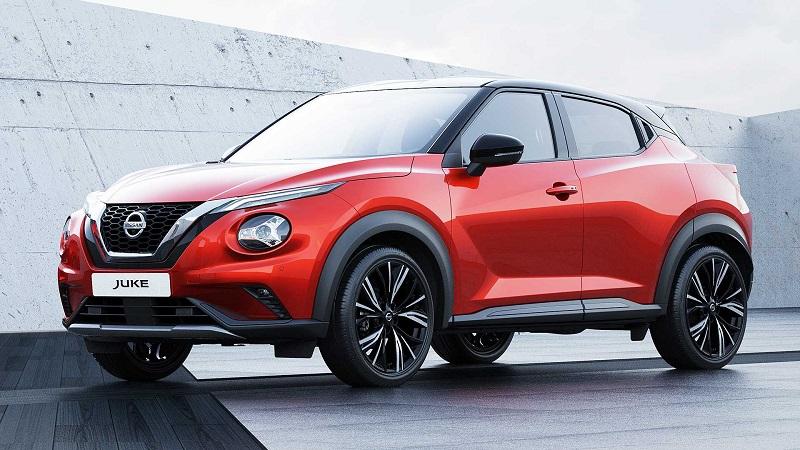 2022 Nissan Juke Featured
