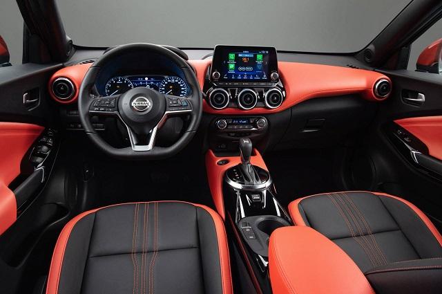 2022 Nissan Juke Interior