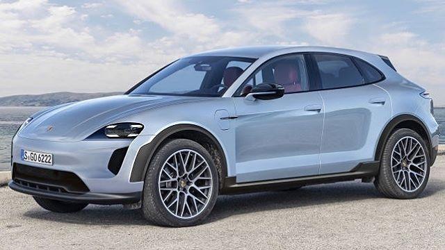 2023 Porsche Macan EV Redesign