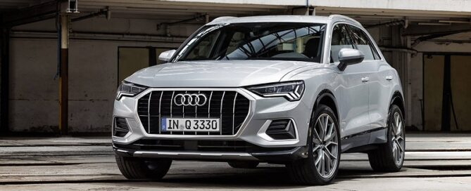 2021 Audi Q3 Featured