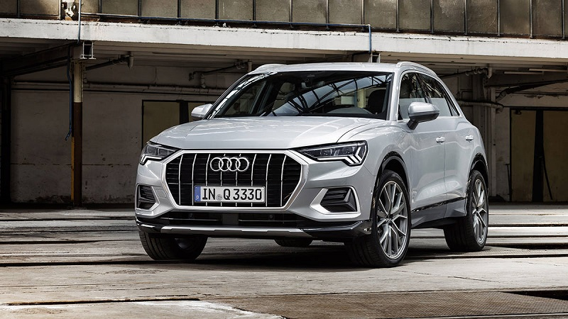 2021 Audi Q3 Featured