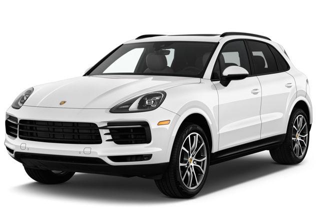 2021 Porsche Cayenne featured