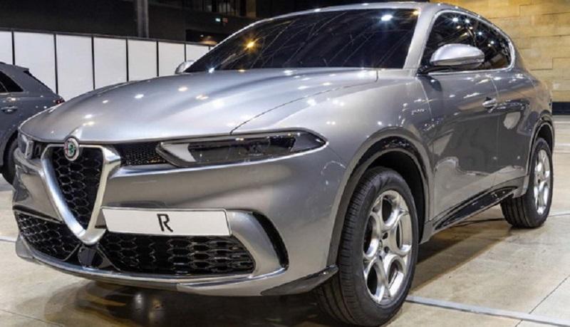 2021 Alfa Romeo Tonale Featured