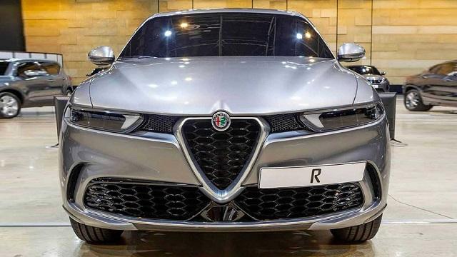 2021 Alfa Romeo Tonale