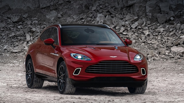 top 10 best luxury SUVs for 2021 - DBX
