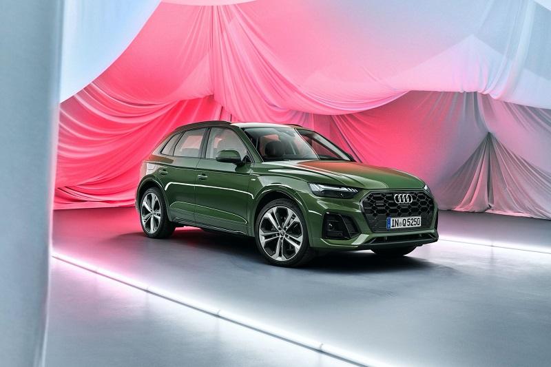 2021 Audi Q5 featured