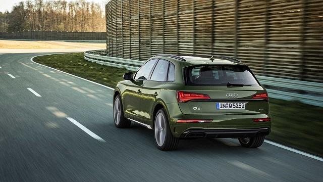 2021 Audi Q5 release Date