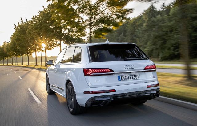 2021 Audi Q7 release date