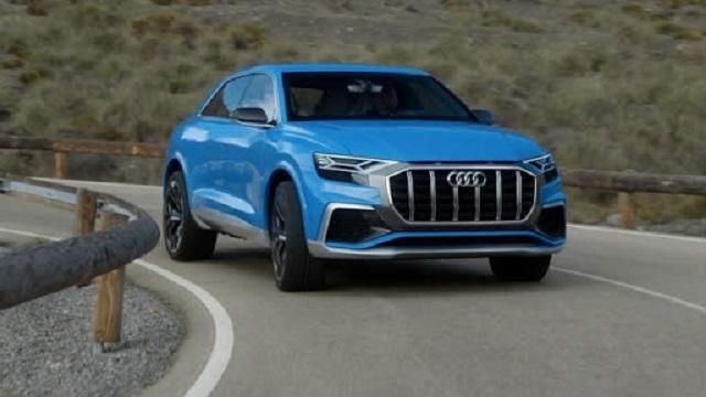 top 10 best luxury SUVs for 2021 - Q8
