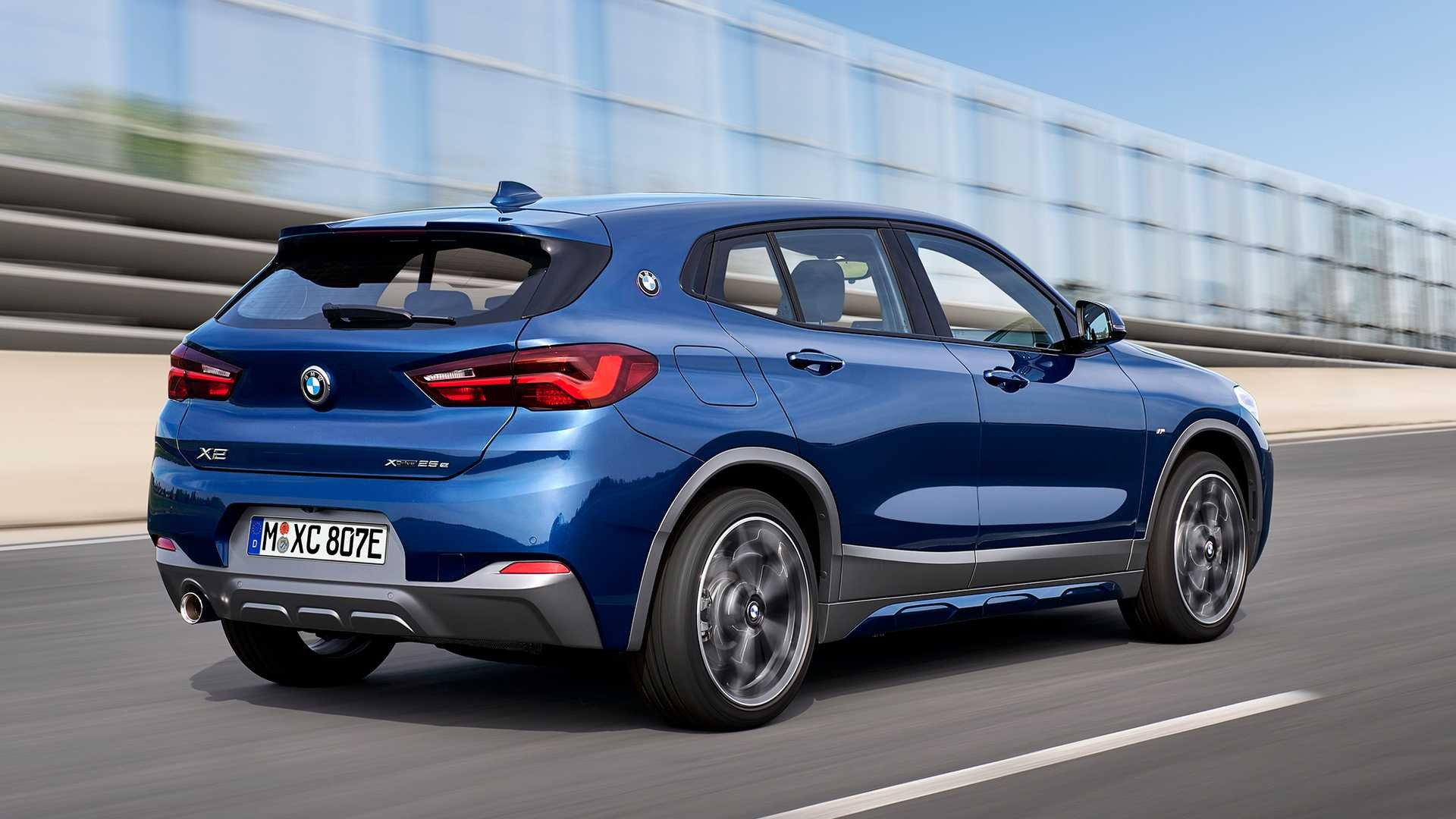 2021 BMW X2 PHEV