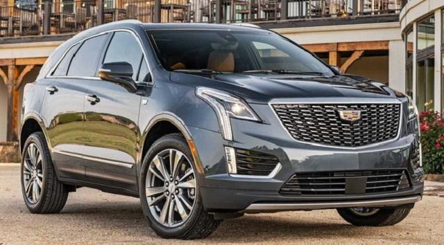 Top 10 Best Luxury SUVs for 2021 - XT5