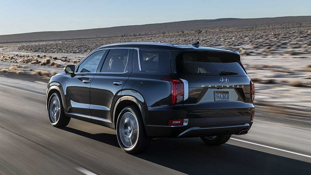 2021 hyundai palisade review limited colors changes