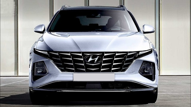 2021 Hyundai Tucson Render