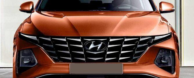 2021 Hyundai Tucson featured