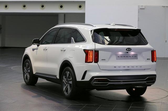 2021 Kia Sorento Redesign: What to Expect? - SUVs Reviews