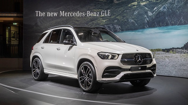 2021 Mercedes-Benz GLE Price