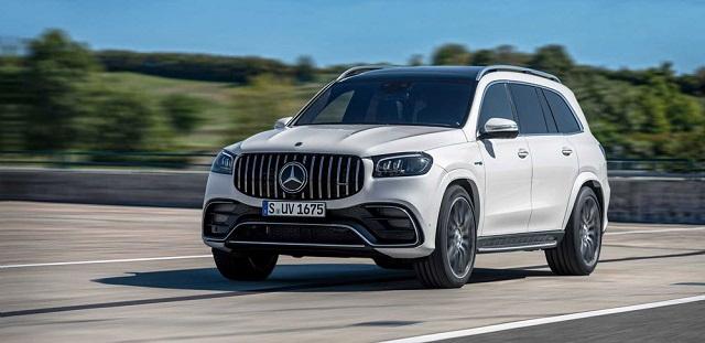 top 10 best luxury SUVs for 2021 - GLS