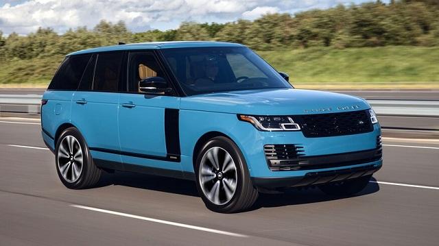 2021 Range Rover 50th Anniversary
