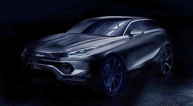 2023 Lamborghini Urus SuperLeggera render