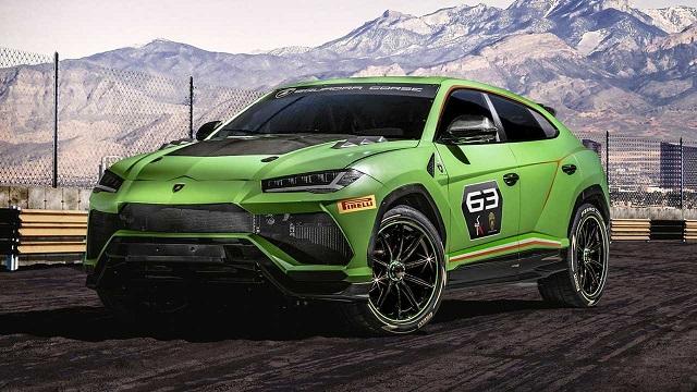 2023 Lamborghini Urus SuperLeggera