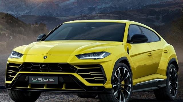 2023 Lamborghini Urus