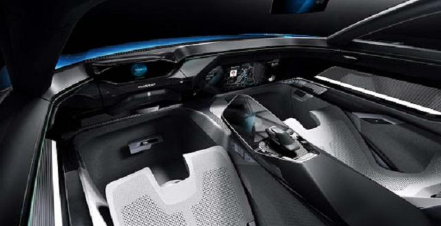 2023 Peugeot 3008 Interior