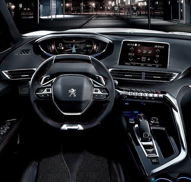 2023 Peugeot 5008 Interior