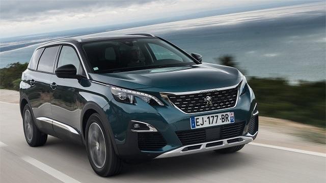 2023 Peugeot 5008
